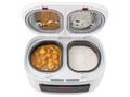 ご飯とカレーを同時に調理できる 自動調理鍋「ツインシェフ」発売