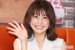 海外ドラマ『フレンズ』トークイベントでの小林麻耶('19年9月)