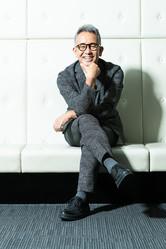 宮本亞門 撮影:福田栄美子