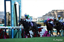 【ホープフルS】デムーロ「今年1番強い2歳馬」サートゥルナーリア無傷の3連勝