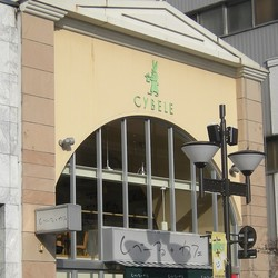 シベールの店舗