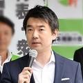 橋下氏投稿に「政権持たない」