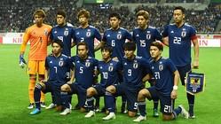 アジア杯2019の日本代表メンバーが発表!(18/12/12)
