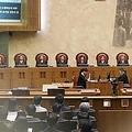 ソウル中央地裁は三菱重工業に対し、強制徴用被害者1人に1000万ウォンの賠償を命じる判決を言い渡した(コラージュ)=(聯合ニュース)