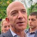米アマゾン創業者のジェフ・ベゾス最高経営責任者(CEO)=シアトルのアマゾン本社