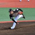 イースタン・リーグの楽天戦に先発した吉田輝