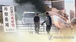 韓国政府はアフリカ豚コレラの拡散防止に総力を挙げる方針だ(コラージュ)=(聯合ニュースTV)