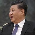 中国・北京の人民大会堂で、世界保健機関(WHO)のテドロス・アダノム・ゲブレイェスス事務局長との会談に臨む習近平国家主席(2020年1月28日撮影)。(c)AFP/Naohiko Hatta