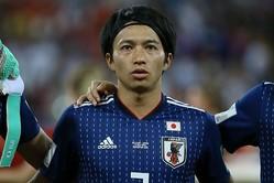 4試合すべてに先発した柴崎は、ハイレベルな環境に身を置く必要性を感じたようだ。写真:JMPA代表撮影(滝川敏之)
