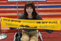 """新井恵理那「わたしも…」ナオト・インティライミのLIVE鑑賞して""""新たな決意"""""""