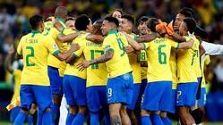 ブラジル代表の「屋内トレ」がすごいぞ!こんな施設がほしくなる映像がこれ