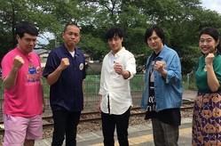 優しすぎる東山紀之!横澤夏子も、地元のお母さんも、寿司屋の大将もメロメロ