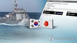 レーダー照射問題を巡る両国の対立が続いている(コラージュ)=(聯合ニュースTV)