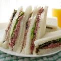 定番サンドイッチのひと手間術
