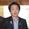 橋本聖子・五輪相(時事通信フォト)