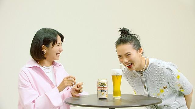 搾り cm 番 一 堤真一、ビールのCMで共演の森川葵にビックリ「誰がキャスティングしたんだ?って(笑)」(ザテレビジョン)