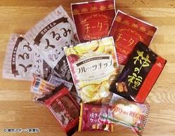 ボンボン製菓が作ったPB商品の菓子