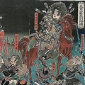 片手で戦い続けた隻腕の武士たち 千人斬りの伝説を持つ土屋昌恒