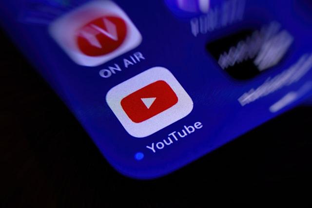 YouTubeアプリに「お休み時間の通知」機能が追加