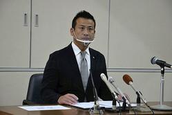 NHKはベッドを撤去しないと報じた