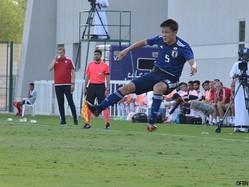 U-21日本代表MF杉岡大暉(湘南)