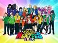 「HERO FES.<ヒーローフェス>2020」イベントビジュアル (C)堀越耕平/集英社・僕のヒーローアカデミア製作委員会