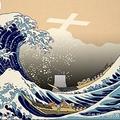 中国外交部の趙立堅報道官は、浮世絵を使って東京電力福島第1原発の処理水放出を皮肉ったツイッターでの投稿が、日本側から抗議されたことを受け、同投稿を「固定ツイート」にした。