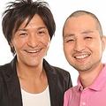 スリムクラブ・真栄田賢(写真左)は「今までの賞レース以上の結果が出るように頑張ります!」と意気込む
