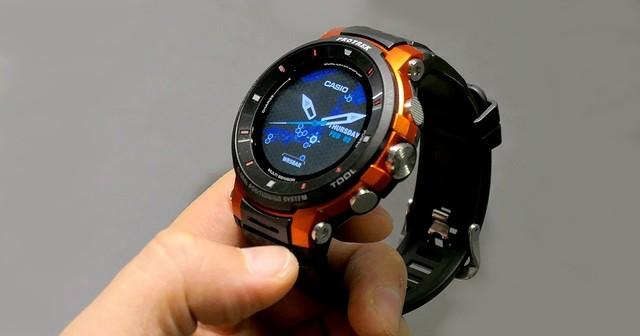 3be8239a4d カシオが「PRO TREK Smart」新モデルを披露 新たな動作モードも - ライブドアニュース