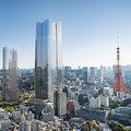 「虎ノ門・麻布台プロジェクト」完成イメージ(プレスリリースより)