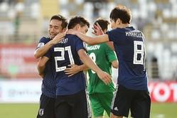 後半に3ゴールを奪ってトルクメニスタンに勝利。しかし多くの課題は残った。写真:茂木あきら(サッカーダイジェスト写真部)