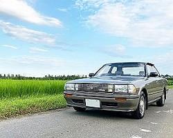 Mくんのはじめてのクルマは、トヨタ クラウン ロイヤルサルーン 1991年式