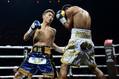 TKO勝ちを飾った井上尚弥【写真:Getty Images】