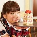 1ピース3000円超 ホテル苺ケーキ