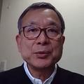 オンラインブリーフィングを行った村井満チェアマン(画像はスクリーンショット)