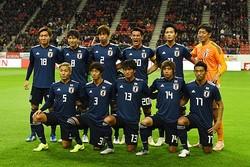 最新FIFAランキング発表…ベルギーが首位、日本は前回同様50位