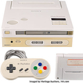 幻のゲーム機「Nintendo PlayStation」オークションに出品へ?