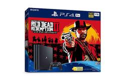 「PlayStation®4 Pro レッド・デッド・リデンプション2 パック」、10月26日(金)より数量限定で発売決定!