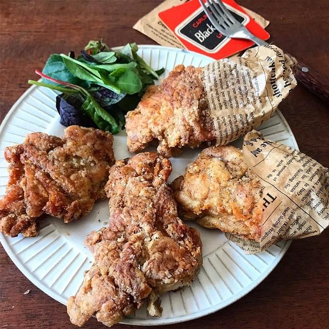 最高の唐揚げ「レジ横チキン」を自宅で作る方法とは「衣ザックザクで中ジューシー!」「焼いている最中から食欲をそそる匂い」