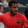 バルセロナとの契約が今夏限りで切れるDFドウグラス【写真:Getty Images】