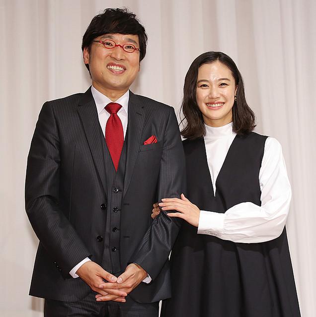 [画像] 南キャン山里&蒼井優結婚 なぜ女優は芸人に惹かれるのか