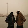 28日、大気汚染が深刻な中国でこのほど、スモッグ対策のためのある特許案が「あまりに空想(SF)的すぎる」として話題になっているという。写真は深刻なスモッグに覆われた日の北京。
