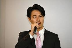 ミクシィ・森田社長にとっても「チケキャン」閉鎖は痛手(2014年撮影)