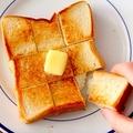 フライパンで作る絶品トースト