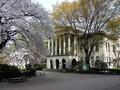 青山学院大学の構内(写真はwikipediacommonsより、ペン太さん撮影)