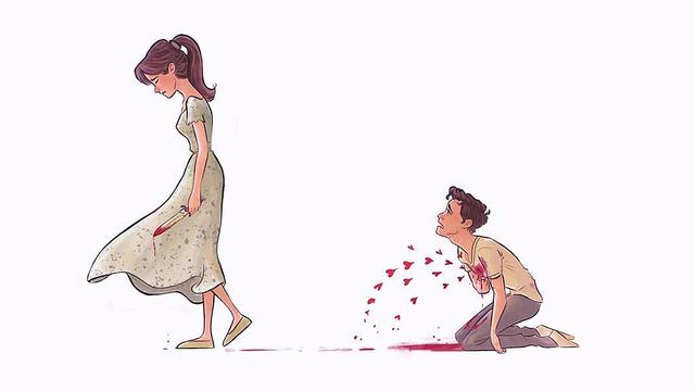 本気の恋愛をしたことがある人だけ共感できるイラスト10枚