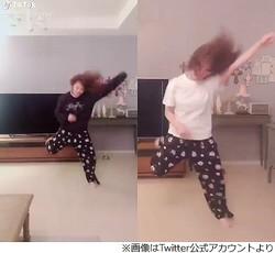 きゃりーぱみゅぱみゅ、全力で欅坂46踊る