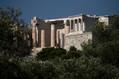 ギリシャの古代遺跡に気候変動で危機 酸性雨などで浸食すすむ