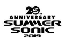 『SUMMER SONIC 2019』ロゴ