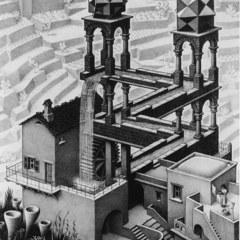 """""""視覚の魔術師""""エッシャーの大規模展、上野の森美術館で - 日本初公開の「だまし絵」約150点が集結"""
